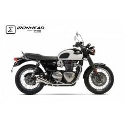 IRONHEAD | Demper | RVS