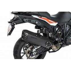 BOS uitlaatdemper Desert Fox zwart KTM1090/1190/1290 Adventure