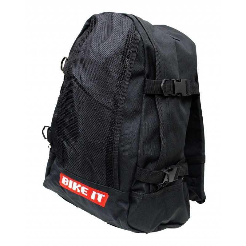 Bike It Backpack - Black