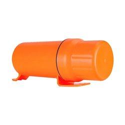 Luggage Storage Tube Orange