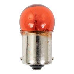 Bike It 12V 10W Amber Bulb G18.5Mm BAY15D (Pack Of 10) HS2204Y
