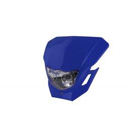 Universal Dart Headlight Blue 12V 35/35W