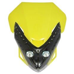 Universal Spectre Fairing Headlight Yellow