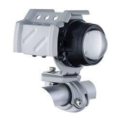 Universal Touring Projector Headlight Low Beam H8 12V 35W Left Side Bracket