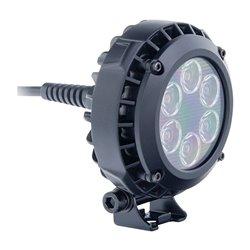 """Universal 4"""" Round High Power LED Spotlight 12V 3W"""