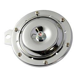 Chrome Universal Horn - 12V
