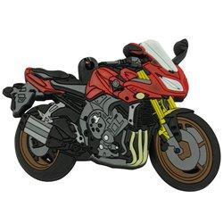 Bike It Yamaha FZ-1 08 Rubber Keyfob - 106