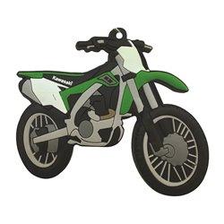 Bike It Kawasaki KX450F Rubber Keyfob - 118