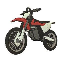 Bike It KTM SXF 16 Rubber Keyfob - 122