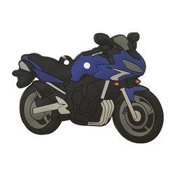 Bike It Yamaha YZ6 Fazer 16 Rubber Keyfob - 128