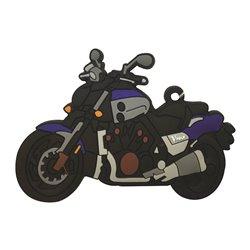 Bike It Yamaha VMAX 16 Rubber Keyfob - 131