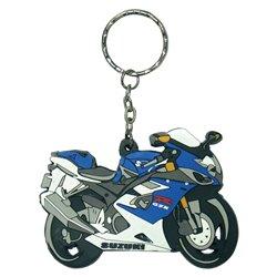 Bike It Suzuki GSXR1000 K5 Rubber Keyfob - 77