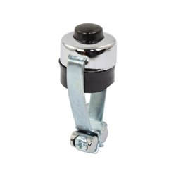 Bike It Button Switch Horn Chrome (Pack Of 10)