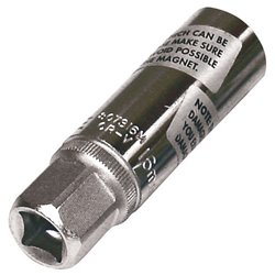Bike It 16mm Magnetic Spark Plug Socket 3/8""