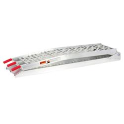 Aluminium Folding Loading Ramp 340Kg Load - 2170mm x 280mm (Extended)