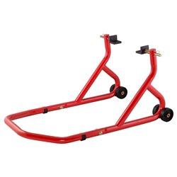 BikeTek Series 3 Rear Track Paddock Stand - Red