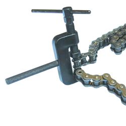 BikeTek Heavy Duty Chain Cutter And Rivetting Kit
