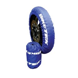 BikeTek Tyre Warmers EU 2 Pin Plug - 180/195 Rear
