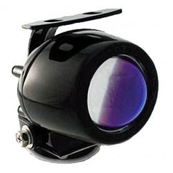 Mistlamp Ellip Ovaal zwart H3