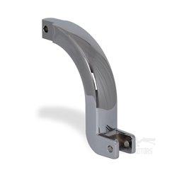 Voetsteunverlengers chroom M1800R/M109R
