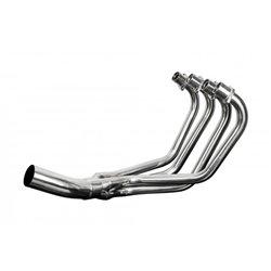 Bochtenset 4-1 RVS Honda CB750