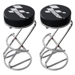 MotoGP Bar Stools - Pair