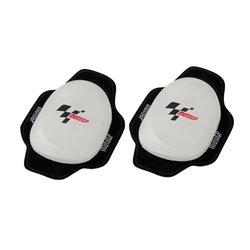 MotoGP Knee Slider White