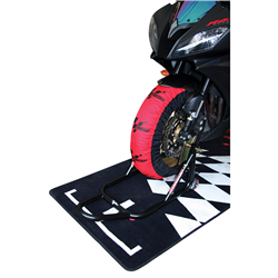 MotoGP Tyre Warmers EU 2 Pin Plug - 200 Rear