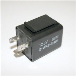 Knipperlichtrelais 12V 3-polig Electronisch