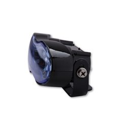 Mistlamp + grootlicht 152mm zwart/blauw H3