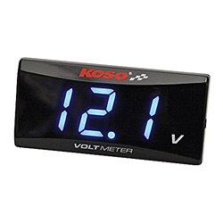 Voltage meter 12V digitaal