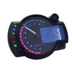 Cockpit digitaal GP-Style RX2N 10,000RPM zwart