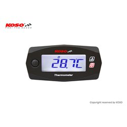 Thermometer Mini digitaal (op batterij)