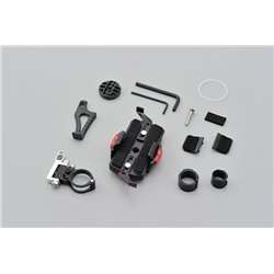 Smartphonehouder vaste montage (ø22-29mm)