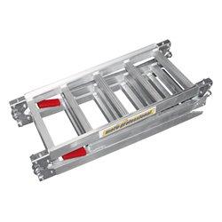 Oprijplaat aluminium Triple