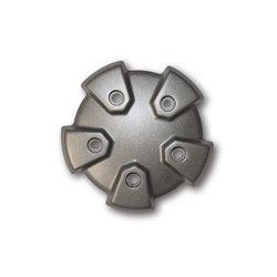 Motorkap beschermer zilver   Z1000