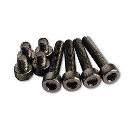 Aluminium schroeven set M5 zilver geanodiseerd