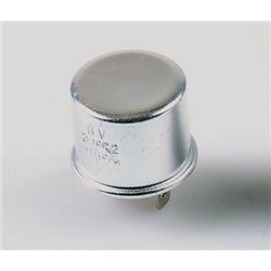 Knipperrelais 3 polig 6V 17W aluminium