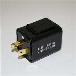 Knipperlichtrelais 3-polig elektronisch 6 V