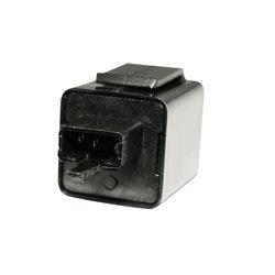Knipperlichtrelais elektronisch 12 V smalle driewegstekker met 2 pinnen