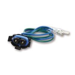 Aansluitstekker voor 12V H9 gloeilamp