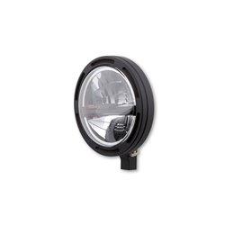 "Koplamp 5,75"" LED Frame-R2 type-5 zwart (onderbevestiging)"