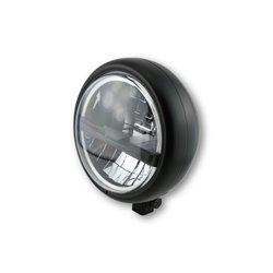 Spotlight 5,75� LED Pecos Type-5 matzwart (onderbevestiging)