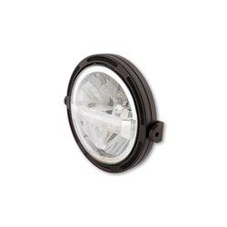 Koplamp 7� LED Frame-R1 Type-4 zwart
