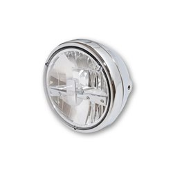 Spotlight 7� LED Reno Type-3 chroom