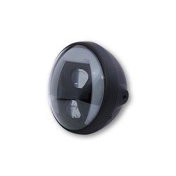 Koplamp 7� LED British-Style Type-8 zwart