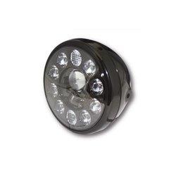Spotlight 7� LED Reno Type-1 glanszwart