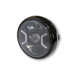 Spotlight 7� LED Reno Type-2 zwart