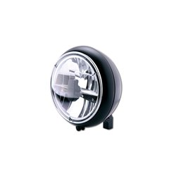 Spotlight 7� LED Yuma 2 Type-3 zwart (onderbevestiging)