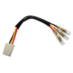Adabter kabel achterlicht Suzuki/Yamaha